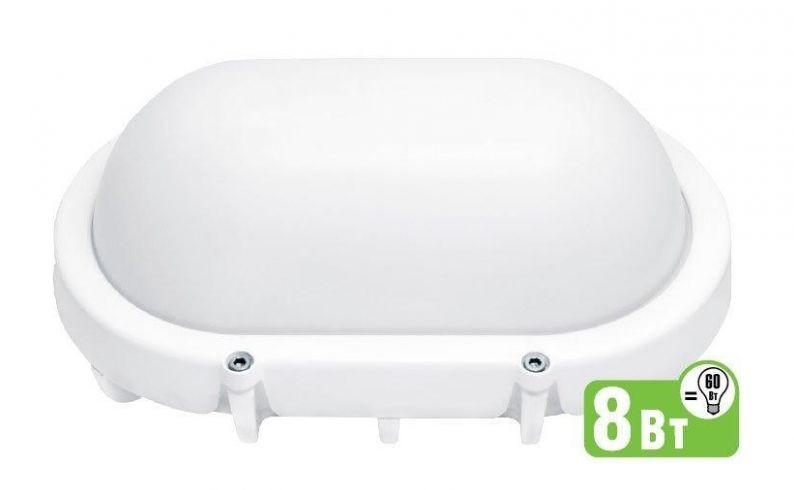 Светодиодный LED светильник NBL О1 8W IP65 NAVIGATOR