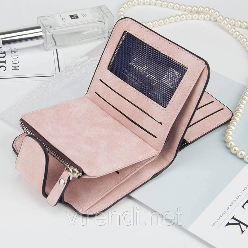 fd420ca754d5 Женский кошелек Baellerry Forever mini ( pink ): продажа, цена в ...