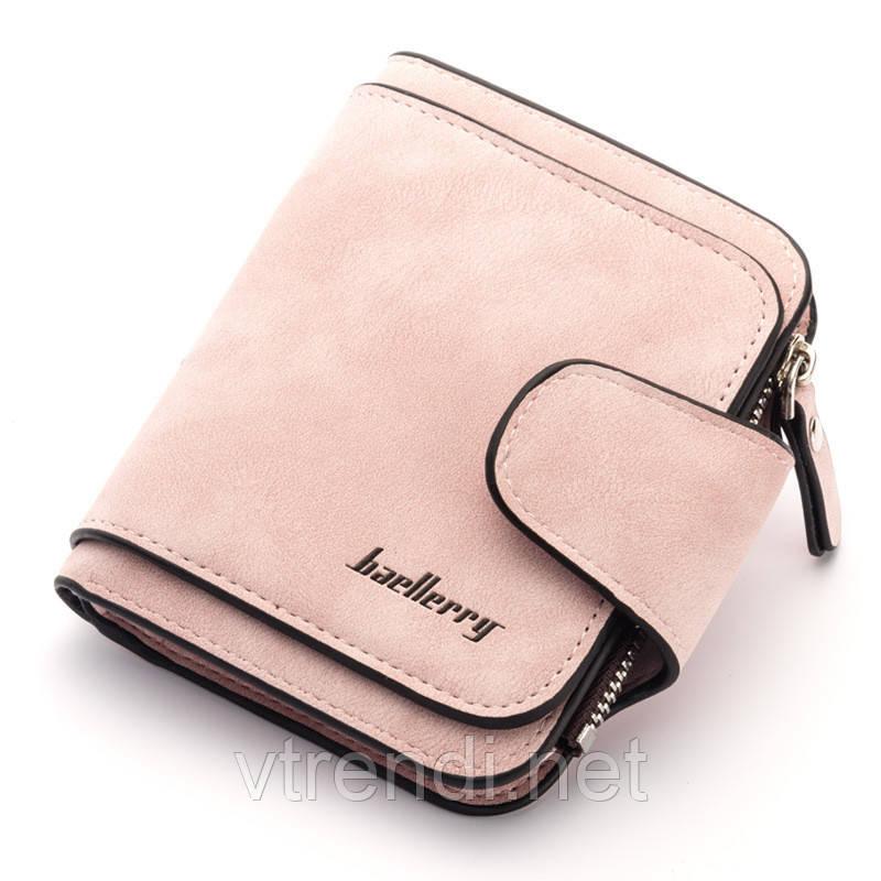 56758e0f8c88 Женский кошелек Baellerry Forever mini ( pink ) - Интернет-магазин
