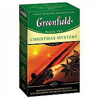 "Чай черный Greenfield  ""Christmas Mystery""  100гр Корица"
