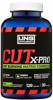 Жиросжигатель UNS Cut X-Pro (120 caps)