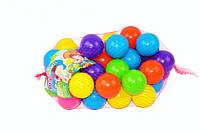 "Набор мячей для сухого бассейна  ""M-TOYS""  (40шт)***"