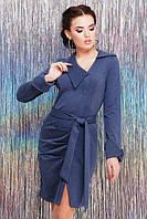 Женское повседневное красивое платье (42-48)