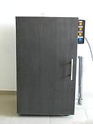Электростатическая коптильня малых размеров для дома на завершающем этапе