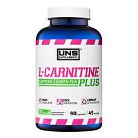 Жиросжигатель UNS L-Carnitine Plus (90 caps)