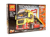 Конструктор lele technology 38042 Грузовик с платформой 2 in 1 ( lego technic 8109)