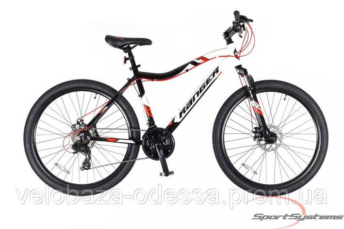 "Велосипед RANGER MAGNUM 26"" DISC 13.5"", фото 2"
