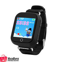 Детские GPS Часы Smart Baby Watch GW200S Q100s (Q750) black