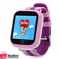Детские GPS Часы Smart Baby Watch GW200S Q100s (Q750) pink