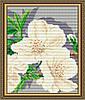 """Алмазна мозаїка """"Яблуневий цвіт. Триптих.Частина 3"""""""