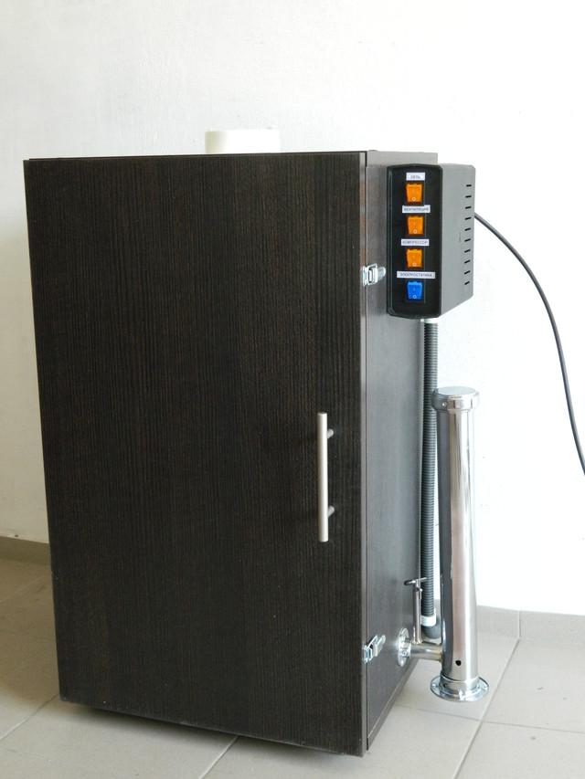 Электростатическая коптильня COSMOGEN CSFE-750