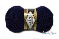 Alize Lana Gold, чернильный №590