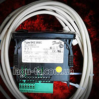 EKC202C Danfoss, контроллер управления