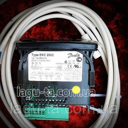 EKC202C Danfoss, контроллер управления , фото 2
