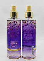 Спрей для тела с мерцающими частицами Victoria's Secret Coconut Passion