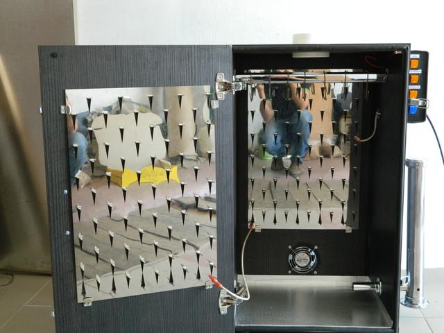 COSMOGEN CSFE-750  электростатическая коптильня холодного копчения
