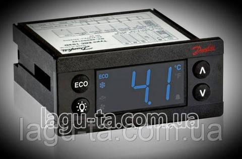 ERC102C контроллер температуры Данфосс. Danfoss.