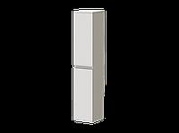 """Пенал подвесной для ванной комнаты """"Ювента"""", серия """"Geneva"""" ,  GnP-170 белый"""