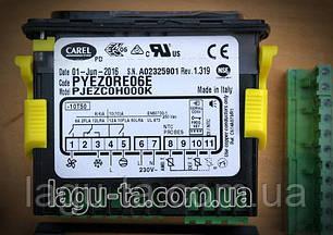 PJEZC0H000K Carel  Контроллер температуры  Карел, фото 2