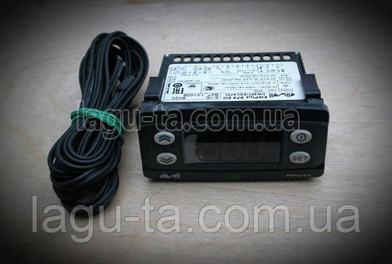 EWPlus 974 EO Контроллер температуры с датчиками. Италия.