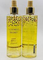 Спрей для тела с мерцающими частицами Victoria's Secret Love Spell