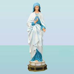 Садовая фигура, скульптура для сада Дева Мария (Ср)