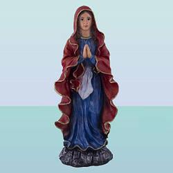 Садовая фигура, скульптура для сада Дева Мария молящаяся