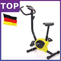 Велотренажер Hop-Sport HS-010H Rio Yellow. ГАРАНТИЯ 2 года, для дома и спортзала