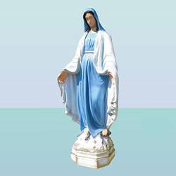 Садовая фигура, скульптура для сада Дева Мария (М)