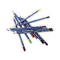 Акварельный карандаши ТМ CretacoloR.  Стойкий. Красный, тёмный. арт. 9002592641150