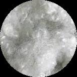 Синтетическое полиэфирное волокно HCS15Dx64mm