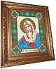 """""""Образ Пресвятой Богородицы. Умиление"""" икона алмазная техника"""