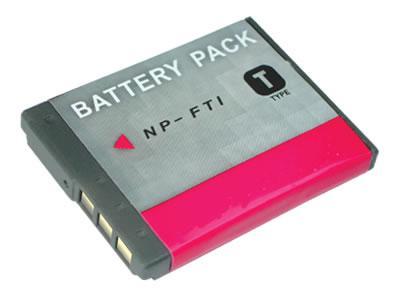 Батарея для Sony NP-FT1, DSC-L1, DSC-T1, DSC-T10, DSC-T3, DSC-T5, DSC-T10, DSC-T5, DSC-M2, DSC-T11, DSC-T33