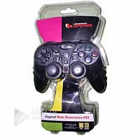 Джойстик 6655, проводной, ПК, PlayStation 3, USB, Геймпад, Plug and play, 12 функциональных клавиш, Игровой манипулятор