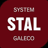 Водосточная система GALECO STAL ( Галеко Сталь )