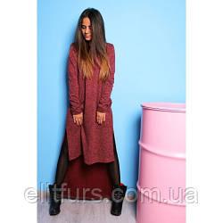 Платье-туника стильное асимметричное + (2 цвета)