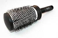 Расчёчка для волос YRE 9809, пласстмасовая, массажная, чёрная , круглая, Расчёски для волос