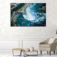 Картина - водопад Канада