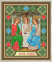 """""""Святая Троица"""" икона алмазная техника"""