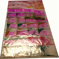 Декор на листе бульонки для дизайна на ногтях YRE DK-45-00, в ассортименте 24 шт, дизайн бульонками, Бульон, Бульонка, Материалы для дизайна ногтей