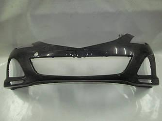 Бампер передний рест Mazda 6 GH 08-12 (Мазда 6 ГХ)  (Оригинальный № GDK4-50031)