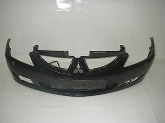 Бампер передний до рест под омыватели Mitsubishi Lancer 9 03-09 (Мицубиси Лансер 9)  6400B378