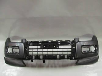 Бампер передний 2015 г. Mitsubishi Pajero Wagon IV 08-13 (Мицубиси Паджеро Вагон 4)  6400G152ZZ
