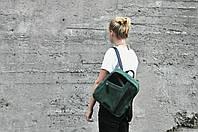 """Шкіряний Рюкзак """"Everyday"""" ручної роботи, натуральна шкіра, портфель жіночий, женский рюкзак"""