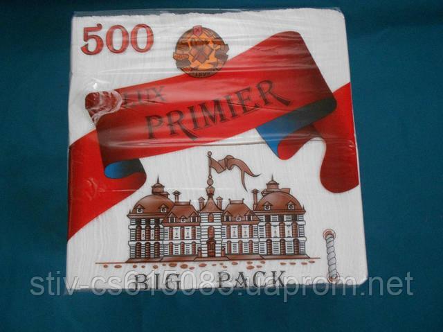Салфетка барная 500 листов