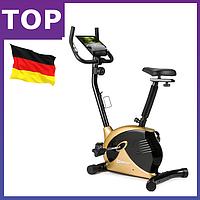 Велотренажер Hop-Sport HS-2080 Spark Gold. ГАРАНТИЯ 2 года, для дома и спортзала
