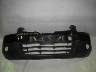 Бампер передний до рест Nissan Qashqai (J10) 08-12 (Ниссан Кашкай)  62022JD00H