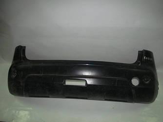 Бампер задний до рест (брак) Nissan Qashqai (J10) 08-12 (Ниссан Кашкай)