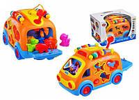 Развивающая игрушка Задорный автобус 7450 Play Smart