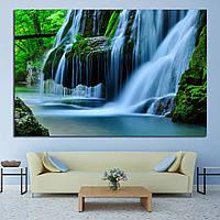 Картина - водопад